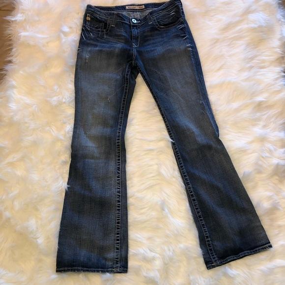 "BKE Denim - BUCKLE Jeans - ""Big Star""  Bootcut Jeans"